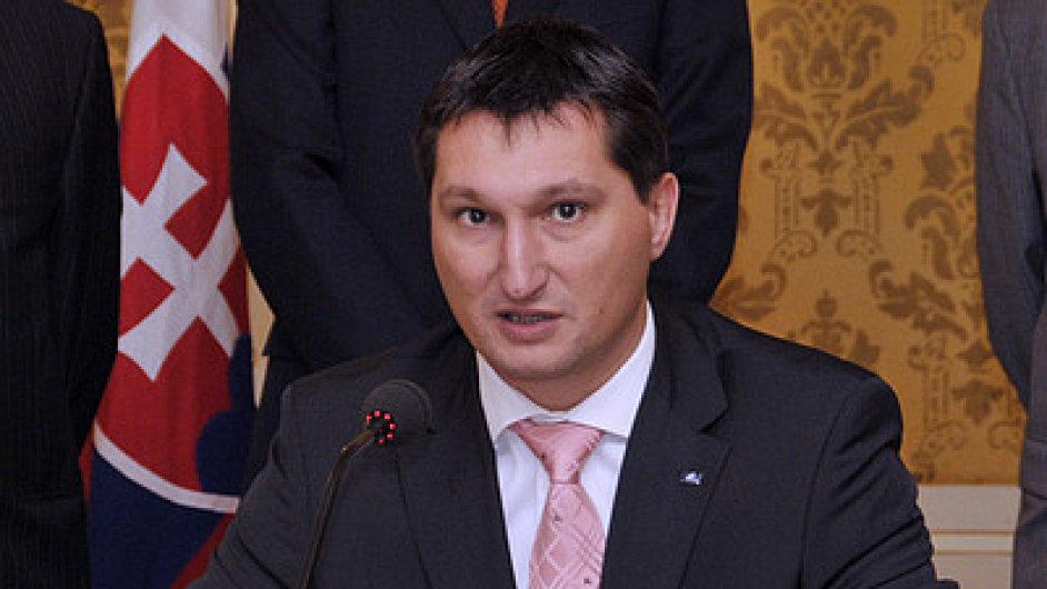 Budoucí ředitel Raiffeisenbank Igor Vida patří k nejrespektovanějším slovenským bankéřům
