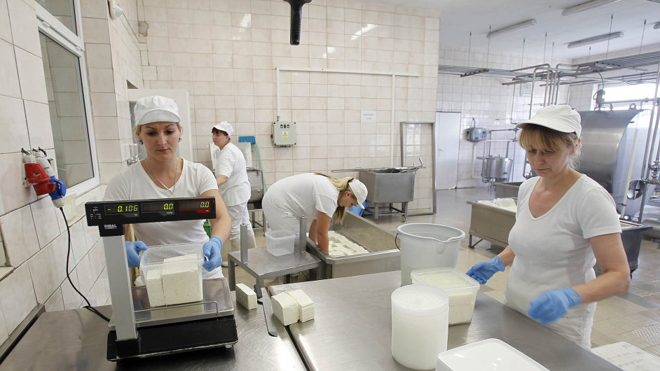 Radonická farma a mlékárna
