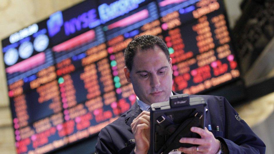 Americké společnosti letos vyplatí svým akcionářům rekordní bilion dolarů (ilustrační foto).