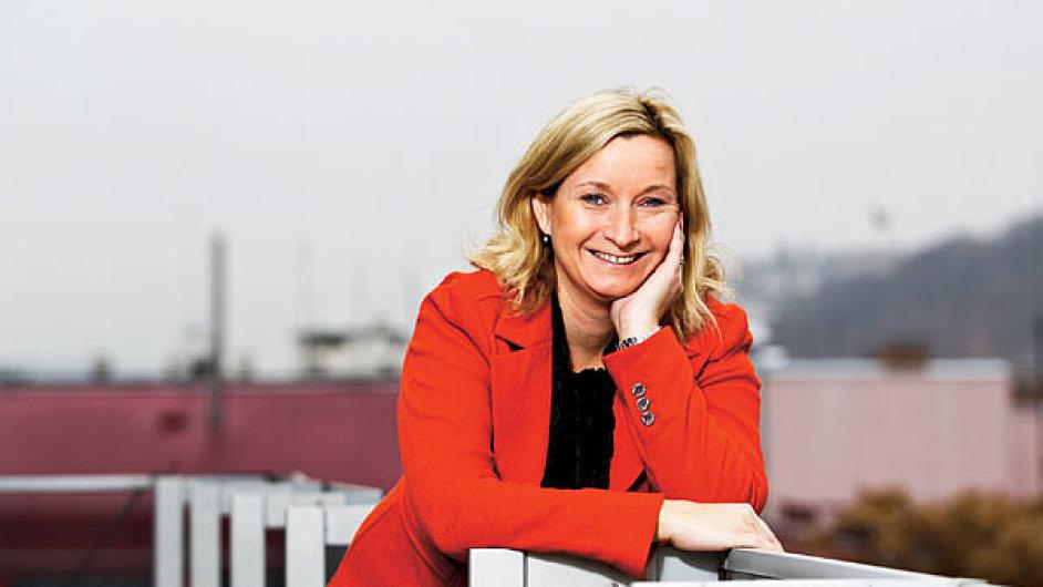 Renata Mrázová, první dáma tuzemského byznysu.