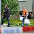 Policist� na�li 28. dubna 2015 v Brn� - Kr�lov� Poli velmi nebezpe�n� p�edm�t - Ilustra�n� foto.