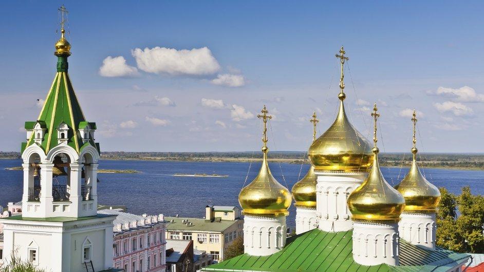 Novgorodská oblast se stala prvním ruským regionem, který podle metodiky Standard & Poor's zbankrotoval (Nižnij Novgorod, ilustr. foto).