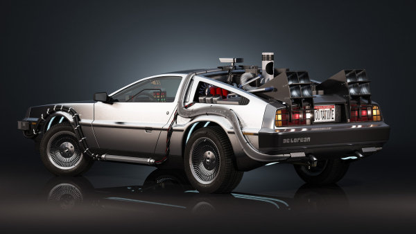 DeLorean proslavil p�edev��m film N�vrat do budoucnosti.