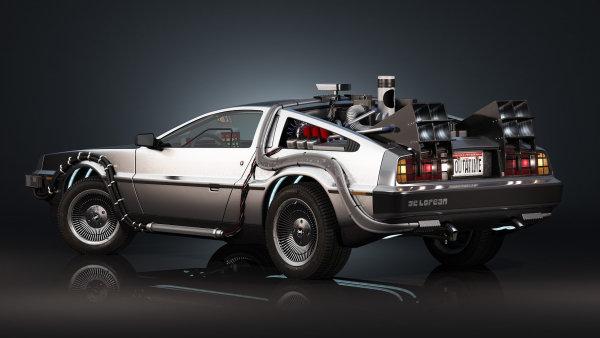 DeLorean proslavil především film Návrat do budoucnosti.