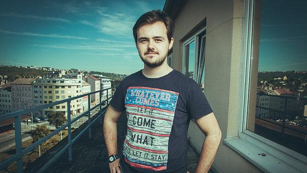 Moderátor Zdeněk Princ