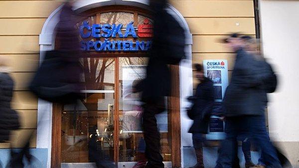Česká spořitelna testuje účet zdarma - Ilustrační foto.