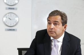 Ředitel Moneta Money Bank Tomáš Spurný.