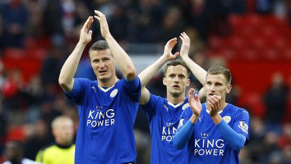 Outsider jménem Leicester City je krůček od toho, aby vyhrál celou ligu.