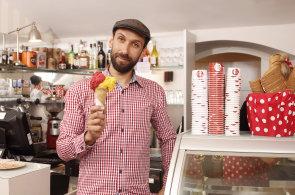 Crème de la Crème l�k� na poctiv� �emesln� zmrzliny. Nab�z� i bezedn� poh�r