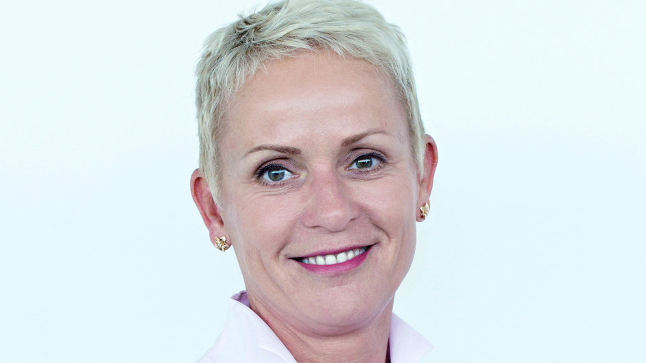 Alice Punch, personální ředitelka AAA AUTO International