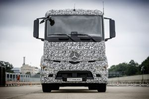 Mercedes-Benz TrucksElektromobilitätMercedes-Benz Trucks