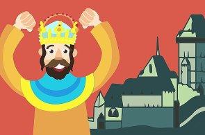 Výletní aplikace Skryté příběhy vás zavede třeba na hrad Karlštejn.