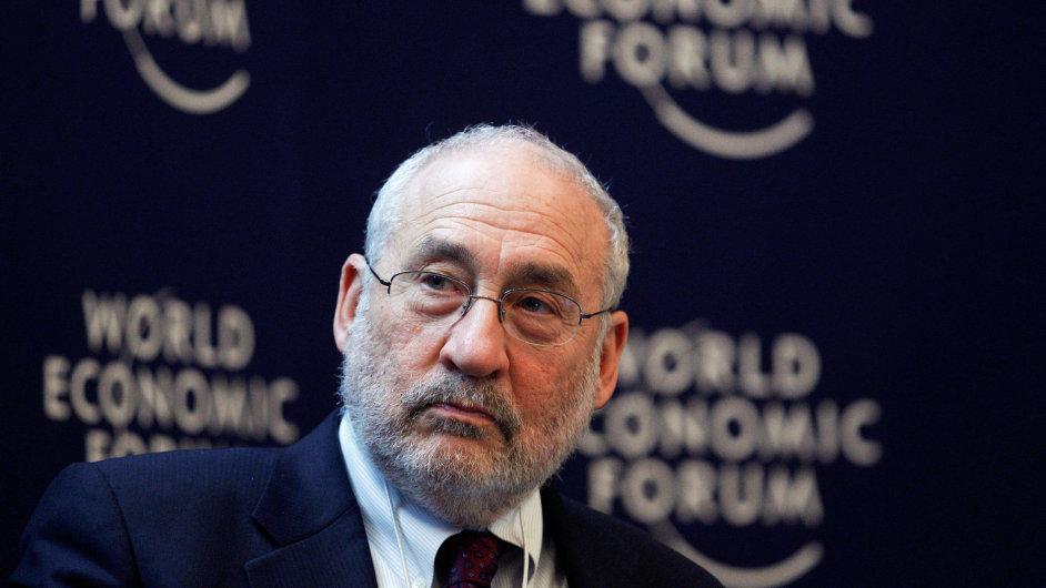 Ekonom Joseph Stiglitz.