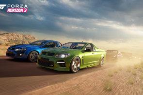 Forza Horizon 3 a velká jízda v Austrálii