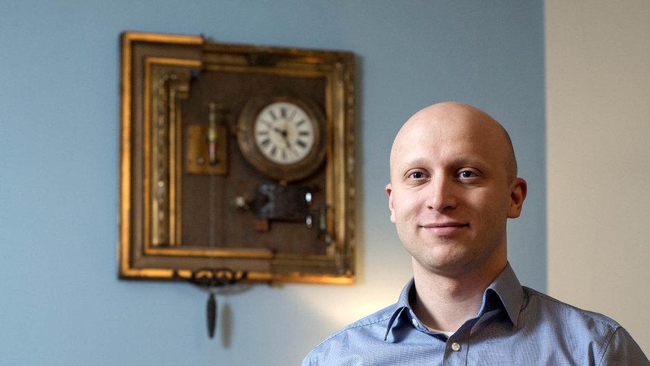 Podnikatel vIT Václav Svátek založil firmy Českomoravské informační systémy aAppOnFly.