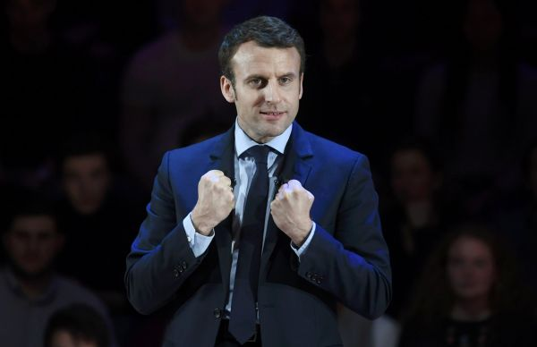 Macron, Francie
