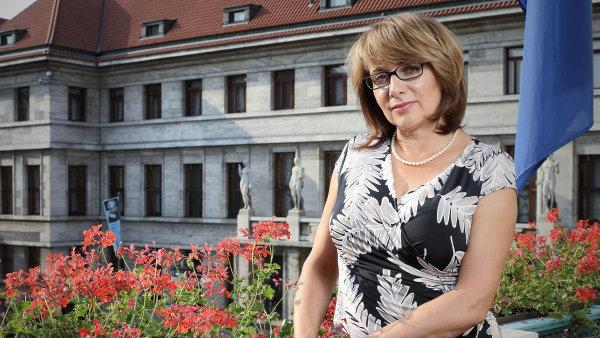 Inovace neboli nový fenomén smart city jsou doménou primátorky Adriany Krnáčové (ANO).