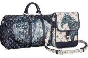 Pánská móda bez hranic: V jarní kolekci Louis Vuitton se mísí luxusní elegance s divokostí černého kontinentu
