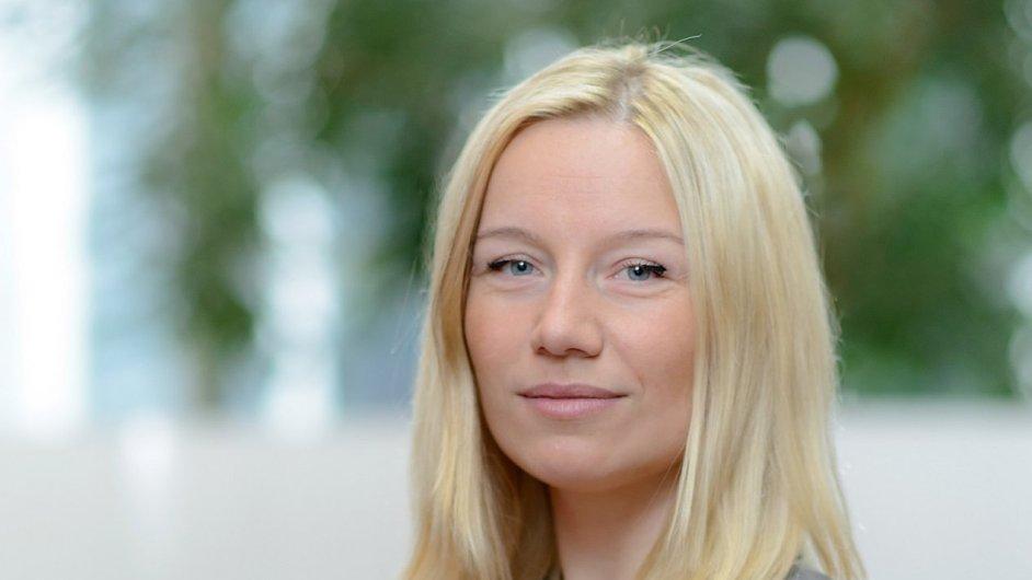Lucie Ryss, PR manažerka skupiny Lagardere
