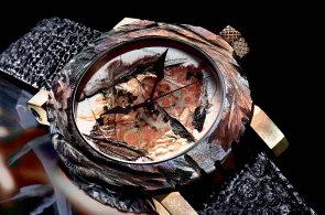 Rebel času: Nejodvážnější hodinář máčí hodinky v krvi a nechává je ošlehávat blesky
