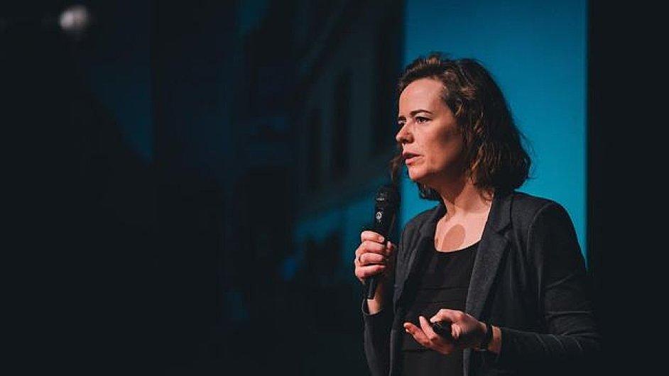 Henriette Vambergová, jež působí v Gehlově architektonickém studiu.