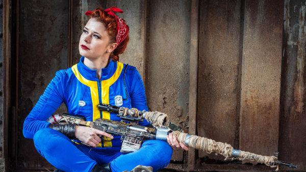 Stovky hodin práce. Cosplayeři tráví výrobou kostýmů istovky hodin autratí zamateriály desítky tisíc korun.