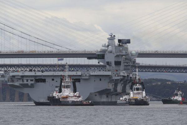 HMS Queen Elizabeth, letadlová loď