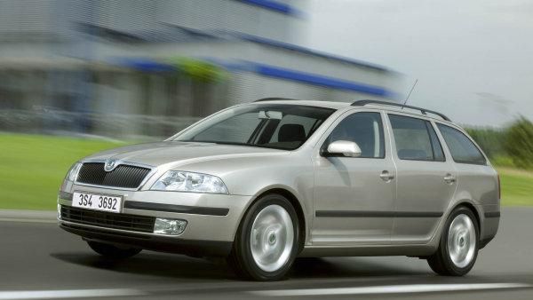 U značky Škoda se svolávací akce dotkne některých modelů Octavia vyrobených od 1. června 2008 do 1. června 2009.