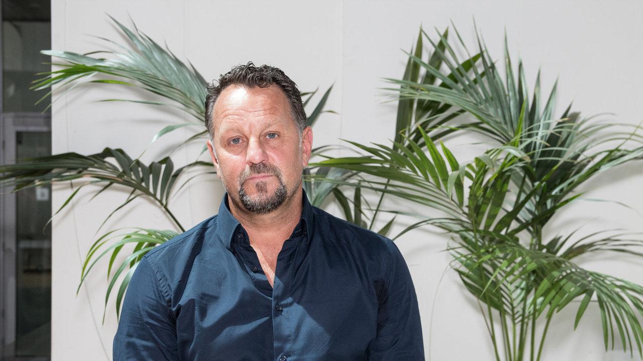 Michael Smelík, majitel, Liglass Trading CZ, firma, Kyrgyzstán, Praha, 19.7.2017