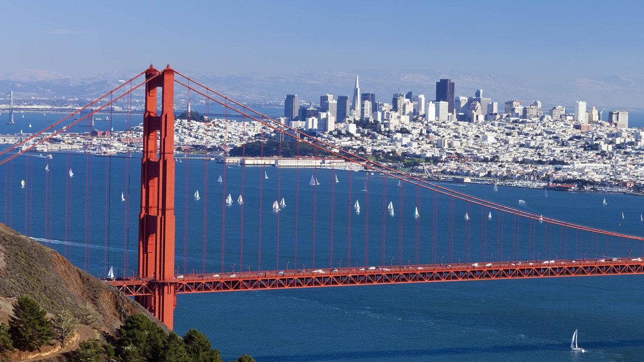 Lepší místo pro startupový byznys než Silicon Valley v San Franciscu na světě není, shodují se Češi, kteří se rozhodli zde začít své podnikání.