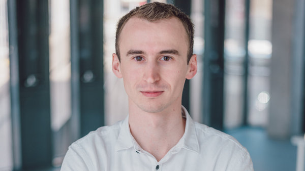 Peter Sandtner, viceprezident firmy Operam