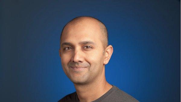 Globální šéf platebních produktů Googlu Pali Bhat.
