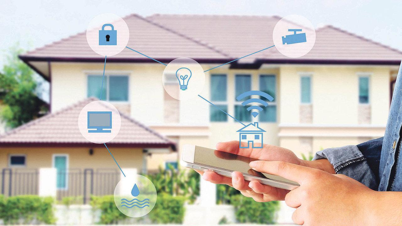 Moderní bydlení založené na automatizaci, dálkovém ovládání domácnosti a na komunikaci není jen otázkou komfortu.