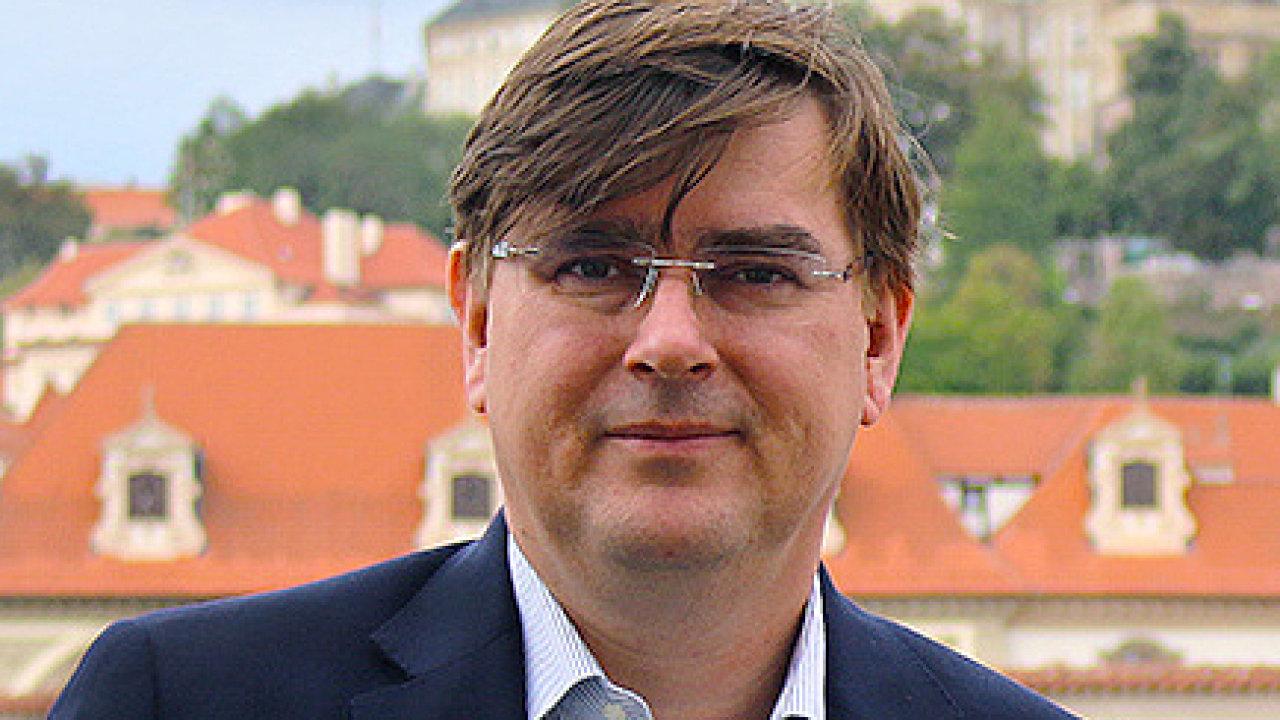 Lubomír Lízal, rektor Anglo-American University v Praze (AAU)