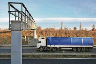 V Česku platí mýto nákladní auta na dálnicích a rychlostních silnicích.