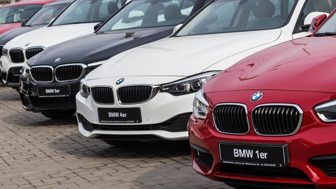 Na živnostníky, podniky a instituce letos připadá 72 procent českého trhu s novými osobními vozy. Jedničkou zůstává s velkým náskokem Škoda Auto.