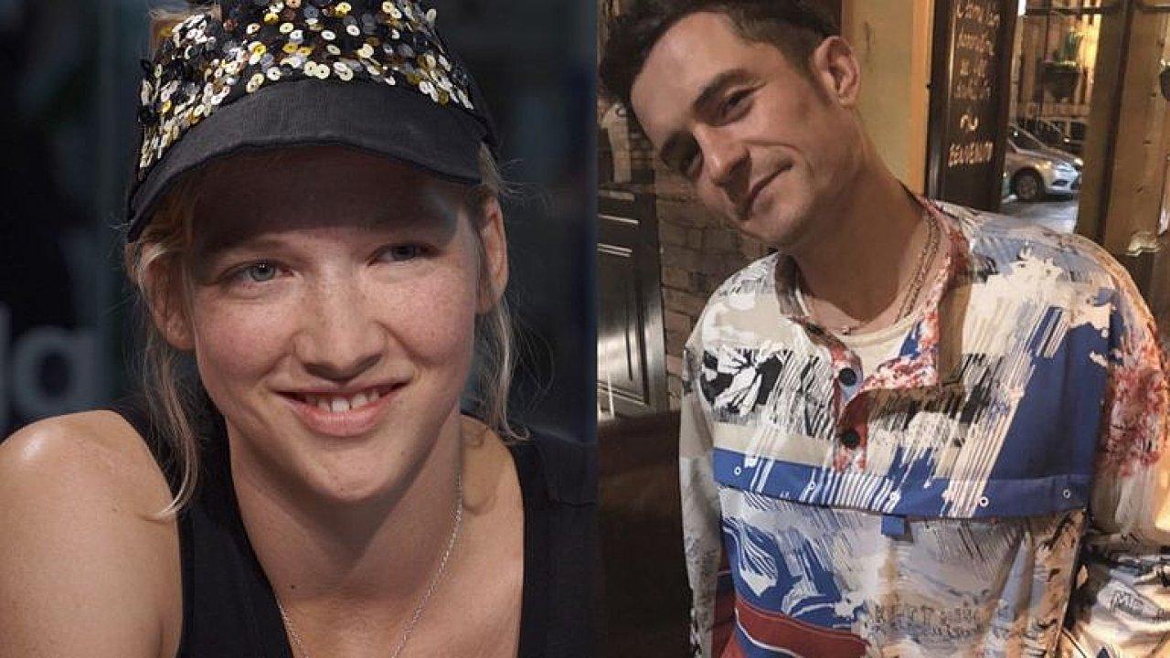 Petra Ptáčková šije modely z reklamních bannerů, její větrovku nosí i Orlando Bloom.