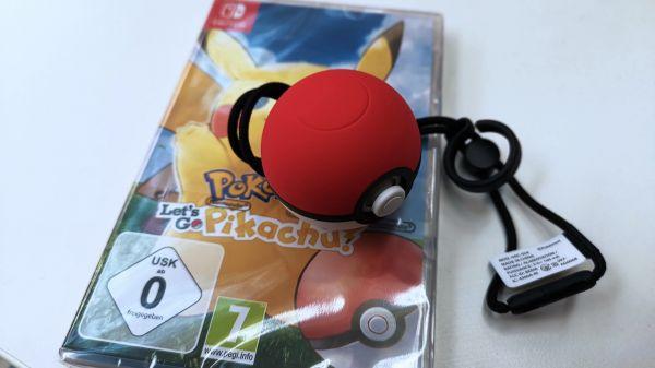 Pokémon Let's Go přináší legendu v moderním balení i s novým ovladačem