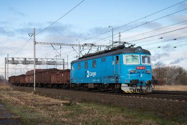 Skupinu Českých drah tvoří osobní dopravce a nákladní ČD Cargo. Ilustrační foto.