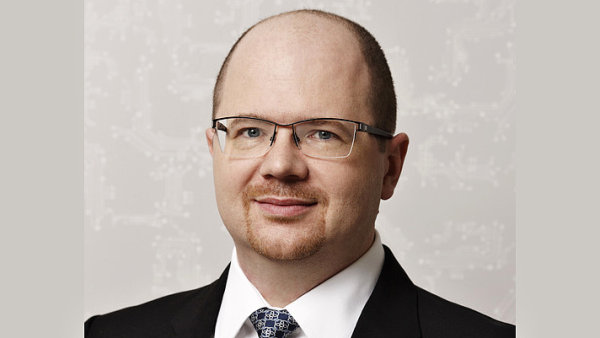 Vít Vážan, generální ředitel Českých Radiokomunikací