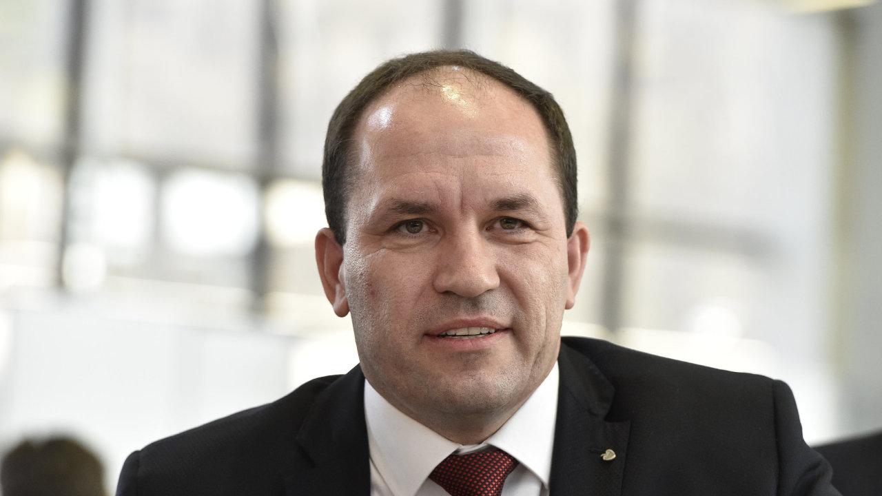 Marek Výborný, nový předseda KDU-ČSL.