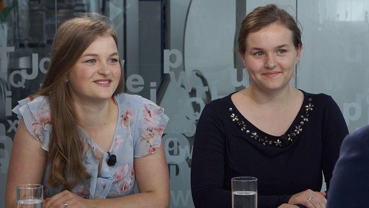 Sestry na Stanfordu: Jsme výjimečné, chtěly jsme do USA, český humor tam nemá místo