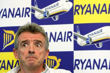 Šéf Ryanairu Michael O'Leary už dříve pohrozil, že bude zasahovat proti rezervačním stránkám třetích stran.