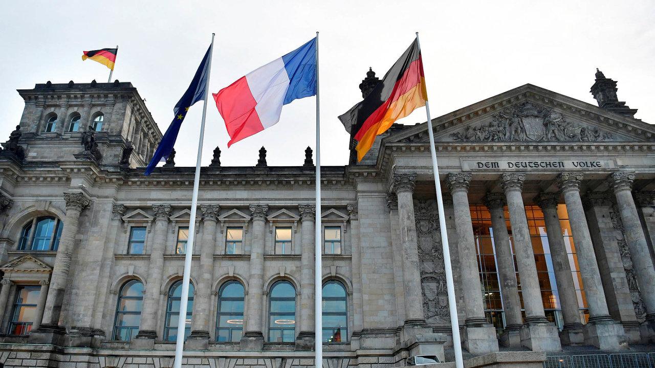 Přátelé už od války: Spolupráce Německa aFrancie je pro evropskou integraci klíčová odkonce druhésvětové války.