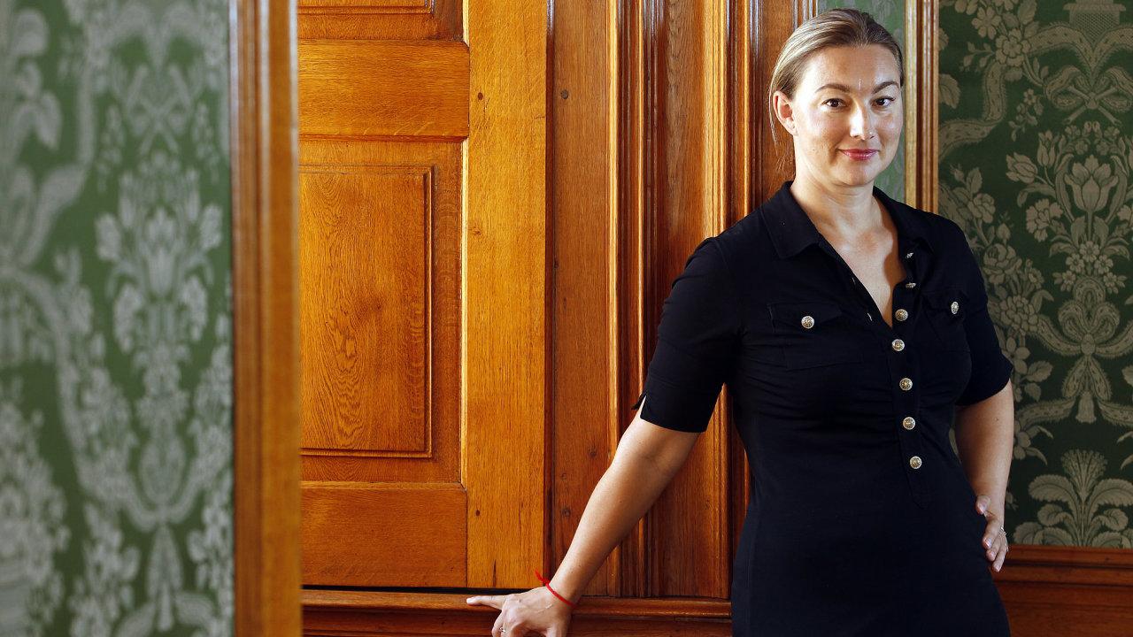 Kateřina Kalistová - 1. náměstkyně ministra kultury