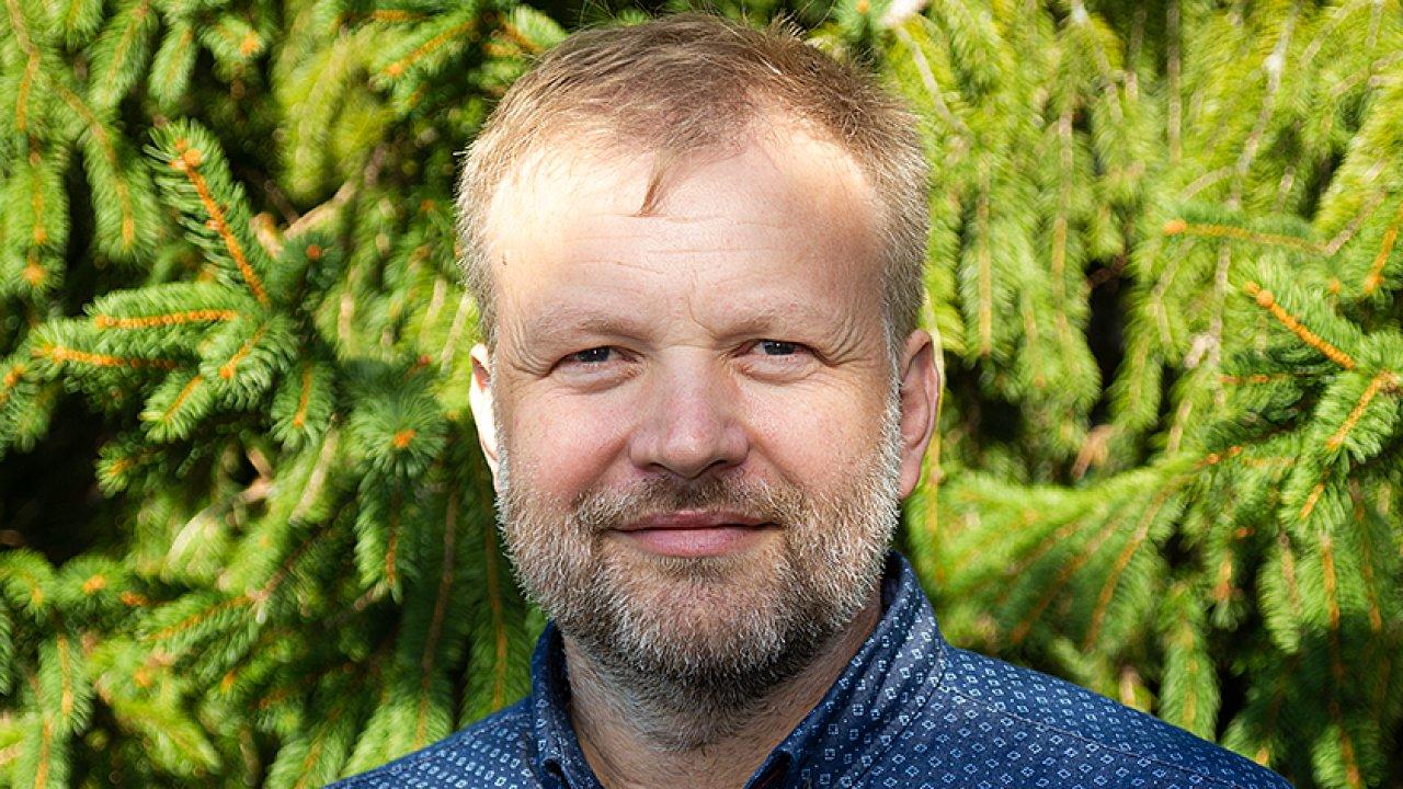 Alexandr Fiala, Creative Director agentury Lesensky.cz