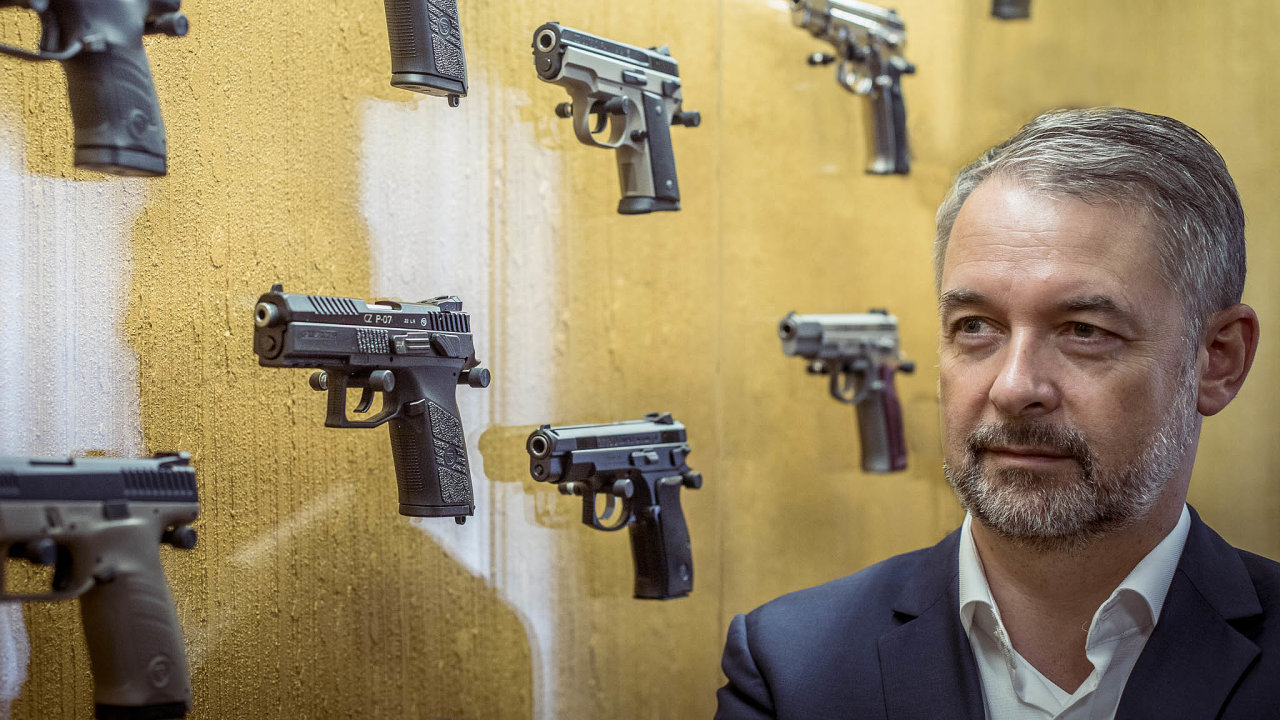 Spojené státy jsou pro zbraně z Uherského Brodu dlouhodobě nejvýznamnějším trhem, který v roce 2018 tvořil téměř 50 procent tržeb skupiny.