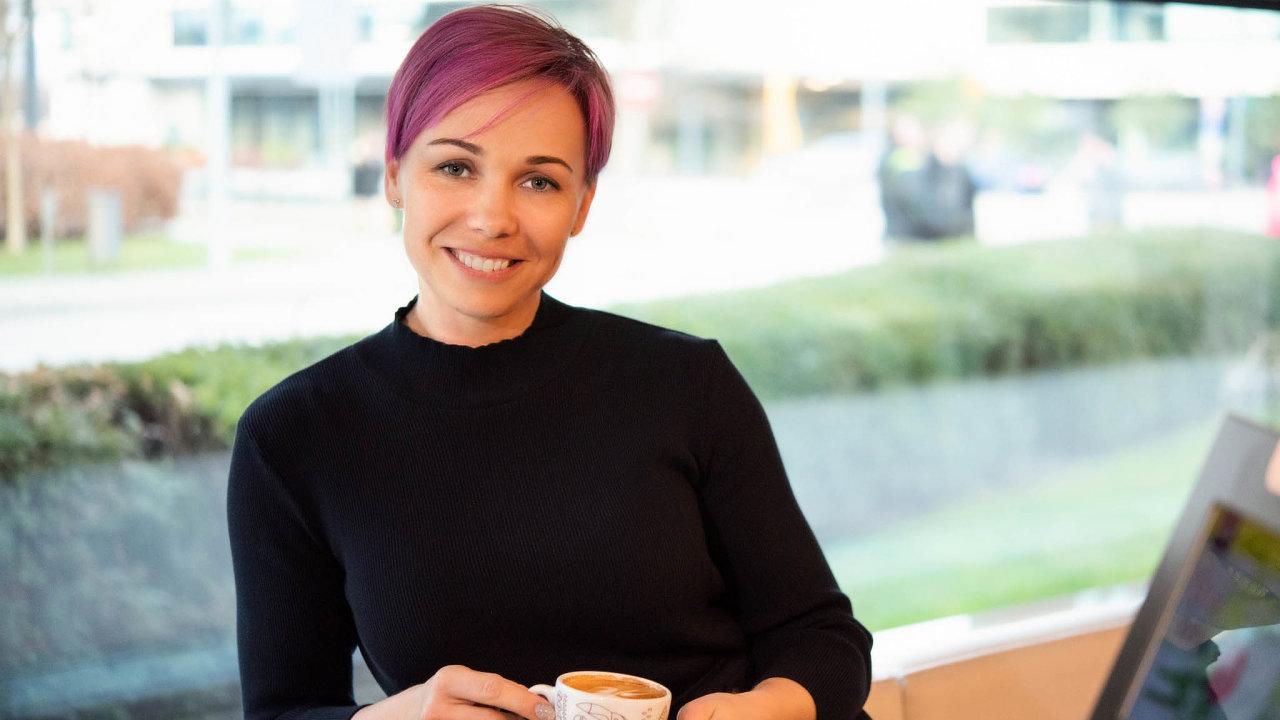 Ve firmách stoupá zájem ozdravá bistra adovoz ve znovupoužitelných obalech, říká Lucie Borkovcová.