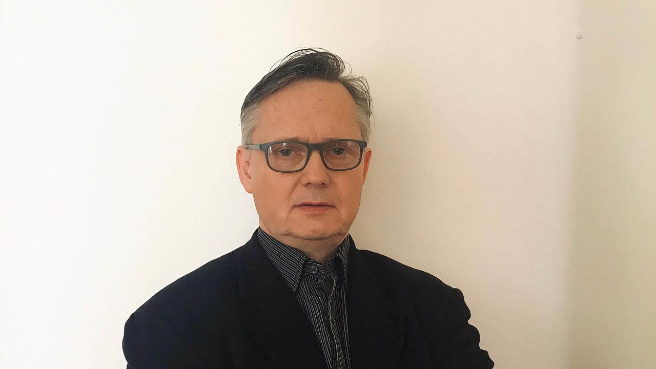 Imunolog Karel Drbal zkatedry buněčné biologie Přírodovědecké fakulty Univerzity Karlovy.