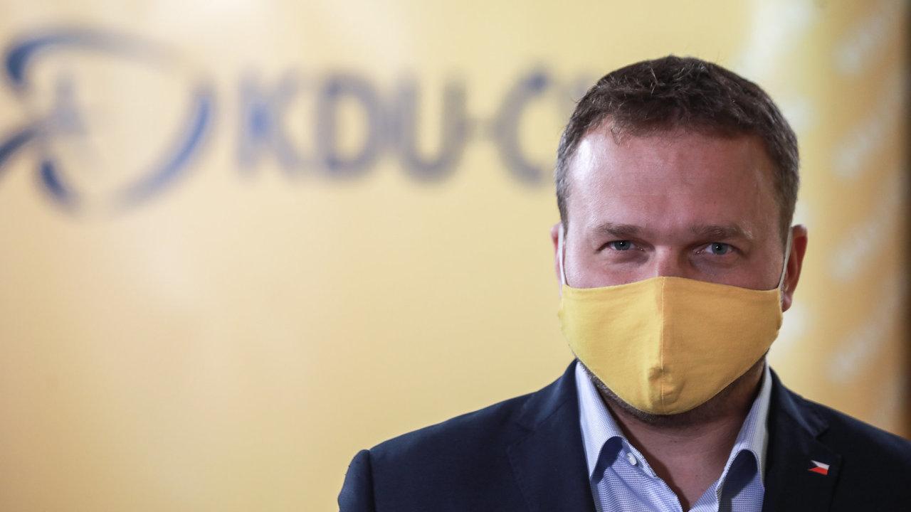 KDU-ČSL, Jurečka